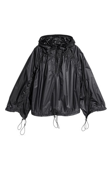 Nylon jacket - Black - Ladies | H&M